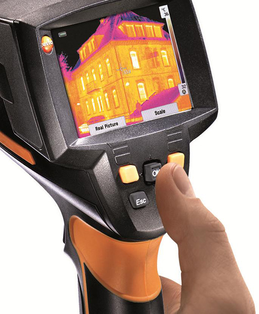 testo 875-1 application